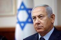 L'affaire Kashoggi a affaibli le pilier central de la stratégie de Benjamin Netanyahu au Proche-Orient.  ©AMIR COHEN