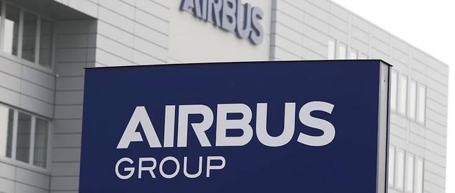 Quatre sous-traitants d'Airbus ont été la cible de cyberattaques au cours des douze derniers mois (illustration).