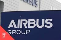 <p>Quatre sous-traitants d'Airbus ont été la cible de cyberattaques au cours des douze derniers mois (illustration).</p>