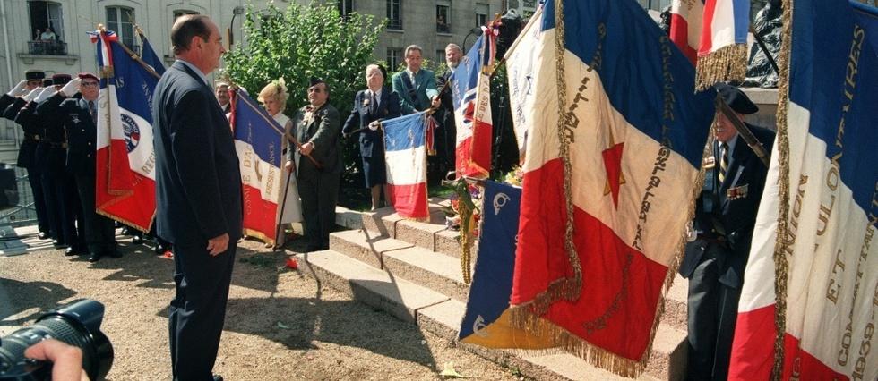 Le discours du Vel d'Hiv: un moment fort de la présidence Chirac