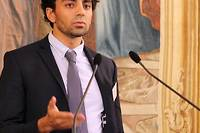 <p>Ismaël Ould, fondateur de la plateforme Wynd.</p>