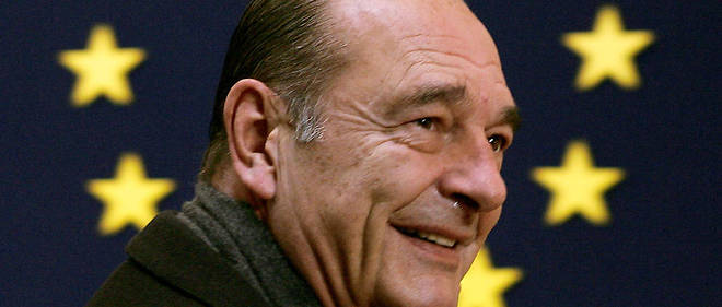 De l'appel de Cochin a la Constitution europeenne, Jacques Chirac aura beaucoup bouge sur la question europeenne.