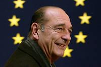De l'appel de Cochin à la Constitution européenne, Jacques Chirac aura beaucoup bougé sur la question européenne.