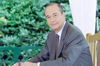 Jacques Chirac, un président pas comme les autres...