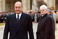 «J'ai eu le privilège de gouverner la France sous sa présidence», voilà le plus chaleureux hommage que Lionel Jospin arrive à énoncer, plus de dix-sept ans après sa défaite à la présidentielle de 2002.