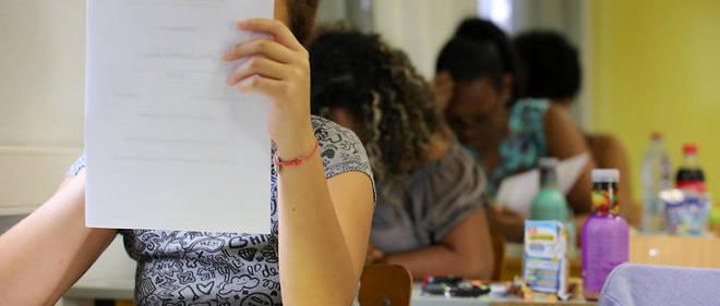 7,4 millions d'élèves étudient le français au collège et au lycée en Europe (illustration).