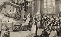 Naissance de Louis XIII à Fontainebleau
