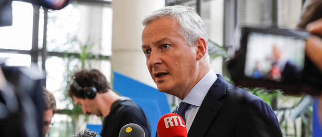 « Si vous voulez réduire la dépense publique, il faut du temps et du dialogue », a estimé Bruno Le Maire au micro de France Inter.