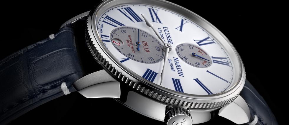 <p>La nouvelle montre Marine Torpilleur Monaco Yacht Show Limited Edition accompagne le partenariat de la marque horlogère avec l'événement nautique monégasque.</p>