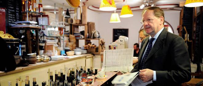 Pour Hervé Novelli, «le vin est un produit de connaissance et non uniquement un produit de consommation».