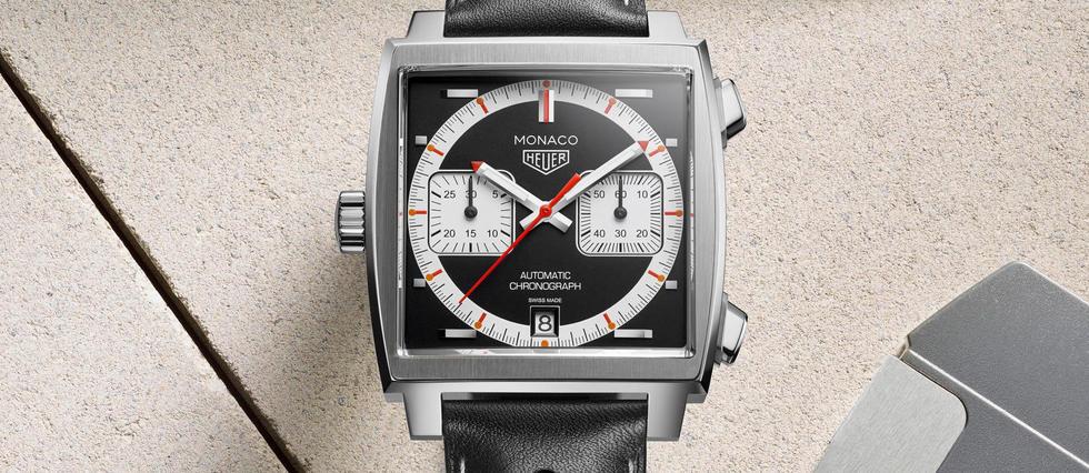 <p>L'horloger TAG Heuer dévoile le quatrième volet de sa série anniversaire de la montre mythique des années 1970, taillée pour la course automobile!</p> <p></p> <p></p>