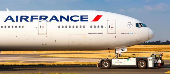 Air France compte lancer son vaste plan en 2020.