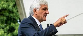 Hervé Morin le 1er septembre 2019.