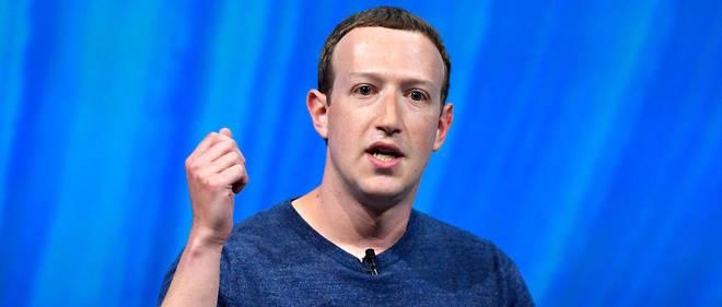 Mark Zuckerberg a tenu ses propos lors d'un échange avec des employés.