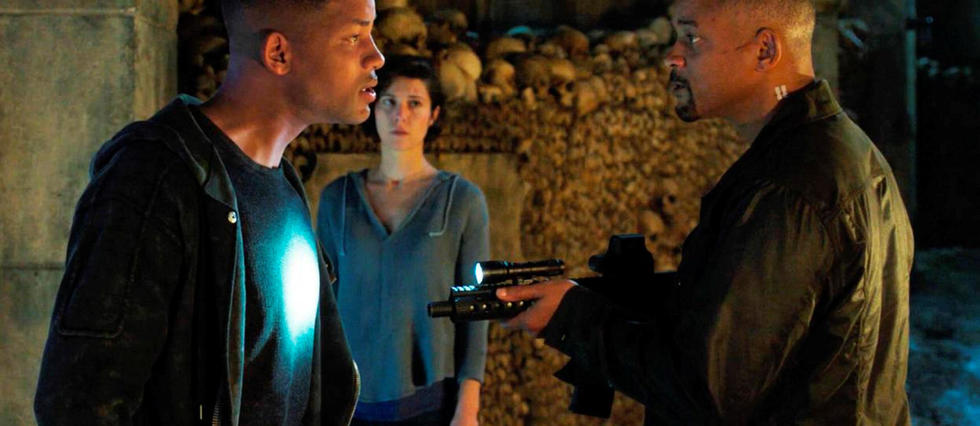<p>Will Smith contre Will Smith dans «Gemini Man» d'Ang Lee</p>