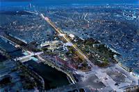 Ce projet de revalorisation immobiliere s'inscrit dans le programme Champs-Elysees 2024.