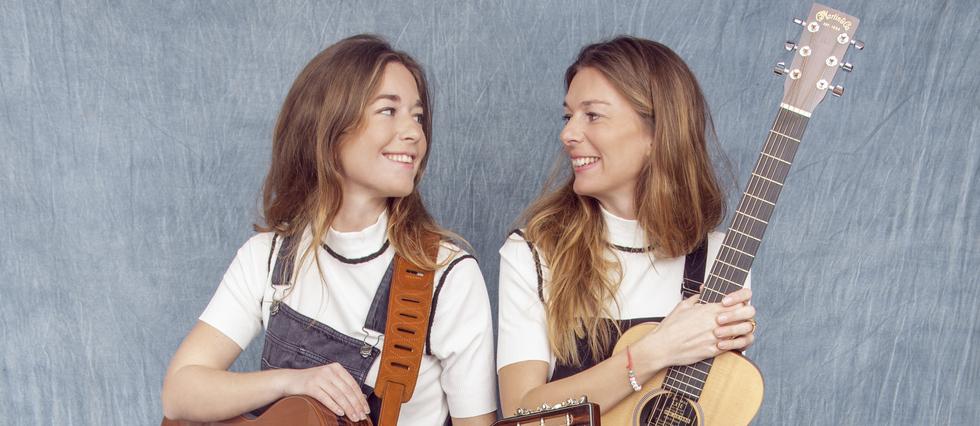 <p>Jacinthe et Anne, deux sœurs qui n'en sont pas.</p>
