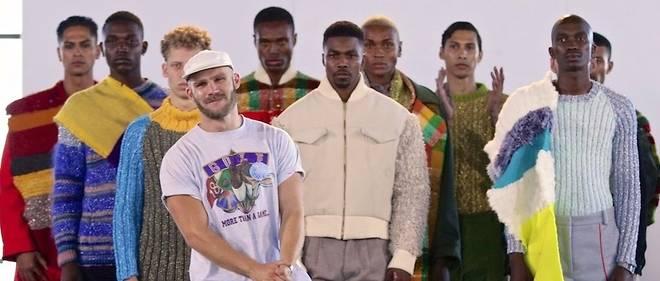 Un bel avenir était promis au jeune styliste Nicholas Coutts, un habitué des défilés sud-africains.