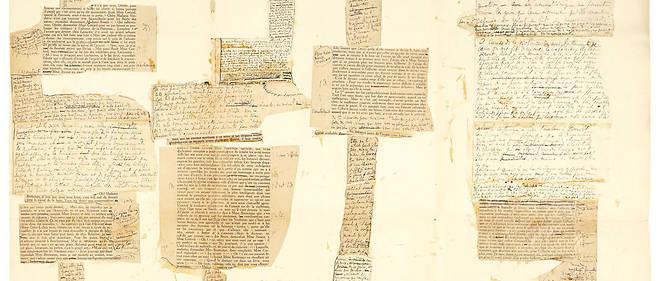Proust en toutes lettres aux enchères