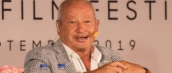 Pour Naguib Sawiris, le cinéma est intéressant par sa dimension économique et sociale, entre autres apports.