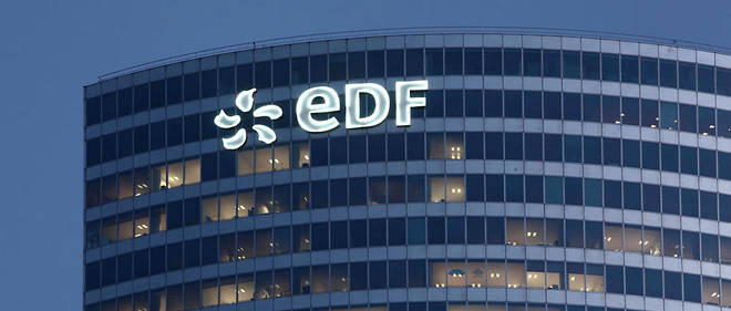 Les mauvais résultats d'EDF expliquent cette baisse.