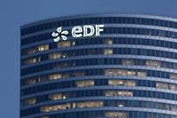 La Cour des comptes épingle EDF.