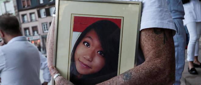 Sophie Le Tan disparu le 7 septembre 2018, jour même de son 20e anniversaire, (Illustration)