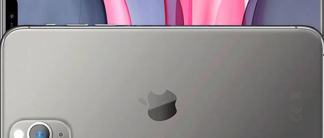 L'iPhone 11Pro.