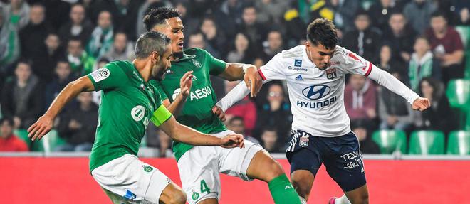 Claude Puel a vu son équipe solidaire et combative, dans un nouveau système à trois défenseurs qui a été efficace.