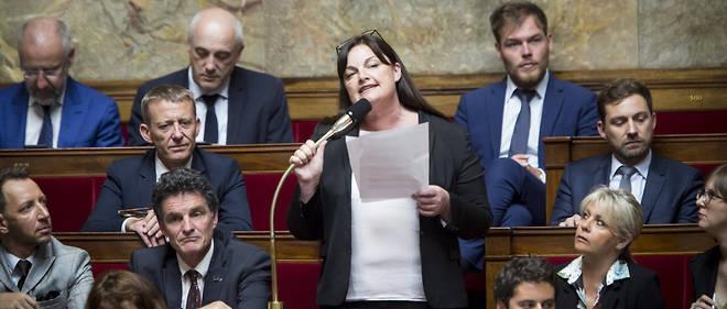 Alexandra Valetta-Ardisson, députée LREM des Alpes-Maritimes.