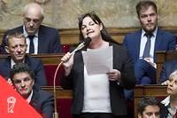 <p>Alexandra Valetta-Ardisson, députée LREM des Alpes-Maritimes.</p>