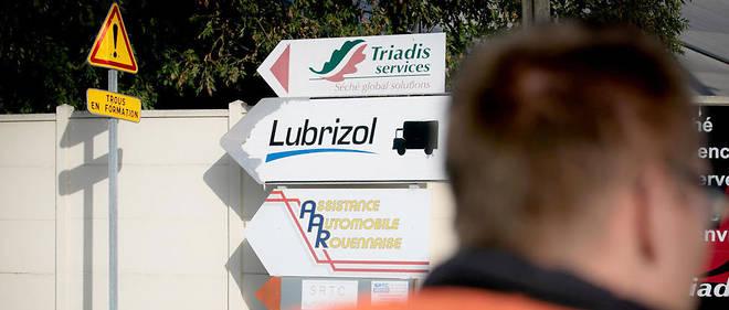 L'entreprise Lubrizols'est engagée vendredi à participer à la réparation des conséquences de l'incendie du 26 septembre. (Illustration)