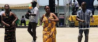 Allah Thérèse est un figure emblématique de la musique traditionnellebaoulé ivoirienne, elle a commencé sa carrière il y a près de 63 ans.