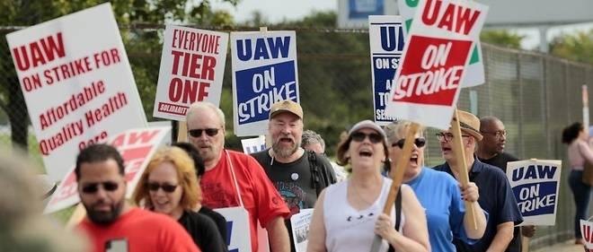 La grève de General Motors s'éternise et semble entrer dans une impasse