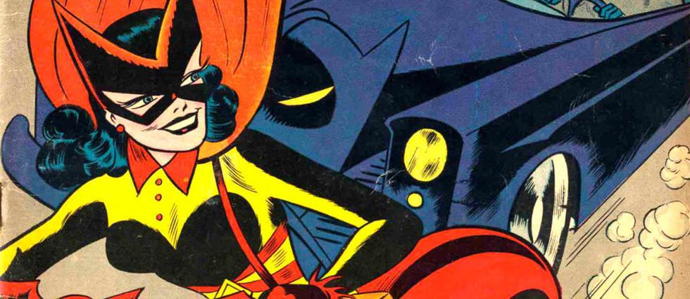 <p>Batwoman apparaît pour la première fois aux côtés de Batman dans le comics n° 233.</p>