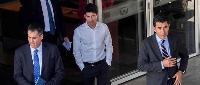En avril dernier, le procureur de Besançon s'était déplacé au Chili pour participer à un interrogatoire de Nicolas Zepeda Contreras.