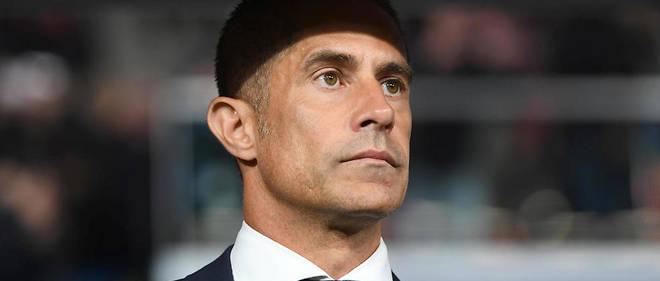 Sylvinho était arrivé sur le banc lyonnais en juin dernier, à la place de Genesio.