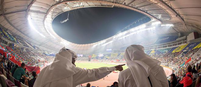 «La Coupe du monde2022 doit être un moment de fête et non une nouvelle guerre à front ouvert. C'est aussi la première Coupe du monde organisée dans un pays arabe.»