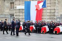 Emmanuel Macron a appelé « la nation tout entière » à « se mobiliser ».