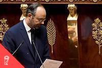 <p>Un hémicycle clairsemé, des propositions gouvernementales en demi-teinte, une opposition sans surprise pour un événement sans lendemain.</p>