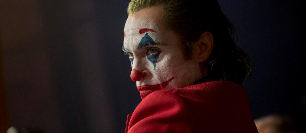 <p>Le Joker version Joaquin Phoenix.</p>