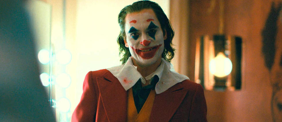 <p>Joaquin Phoenix dans «<em>Joker».</em></p>