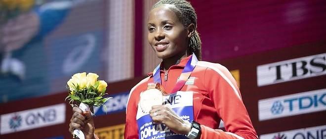 Béatrice Chepkoech a permis au Kenya de maintenir sa tradition de titres quant au 3 000 m steeple.