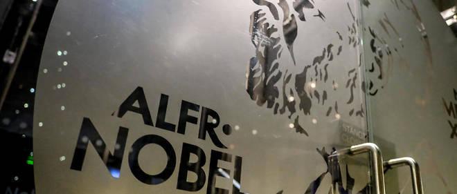Deux prix Nobel de littérature sont remis ce jeudi 10 octobre (illustration).