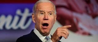 Joe Biden considère que Donald Trump «piétine la Constitution».