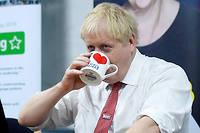Boris Johnson estime que le NHS (la sécurité sociale) profitera du Brexit.