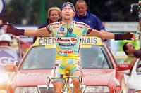 Marco Pantani a notamment remporté le Tour de France 1998.