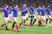 Le match France-Angleterre prévu samedi est annulé en raison du typhon.