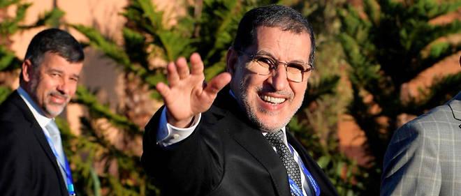 Saad Eddine el-Othmani a présenté le 9 octobre son nouveau gouvernement.