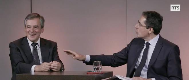 Interrogé par la chaîne suisse RTS ce mercredi 9 octobre, François Fillon s'est lâché au sujet de la politique française.